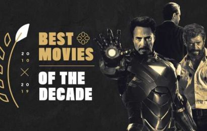 The Best Movies of the Decade