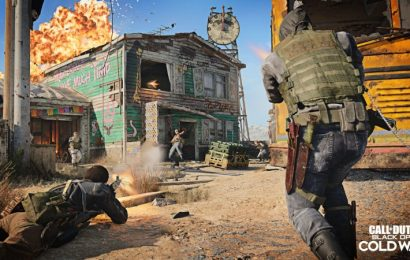Nuketown '84 Arrives To Call Of Duty: Black Ops Cold War Multiplayer