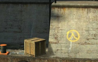 "Valve Hid A ""Freeman"" Easter Egg In Half-Life 2"