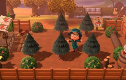 Christmas Comes Early To Animal Crossing: New Horizons As Player Islands Get Festive Early