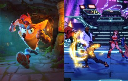 Crash Bandicoot, Streets of Rage, And How Familiarity Can Top Innovation