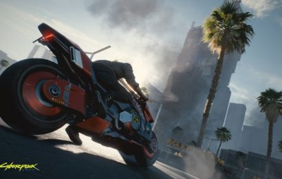 Watch New Cyberpunk 2077 PS5 Gameplay