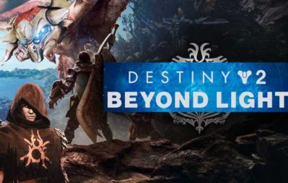 Destiny 2: Season Of The Hunt Is Giving Me Monster Hunter Vibes And I'm Extremely Here For It