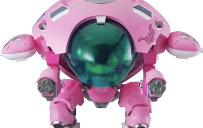 Put Your Tiny Gremlin In Back In Her MEKA With This Cute Overwatch Nendoroid