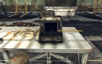 Fallout 76: How To Craft The Excavator Power Armor