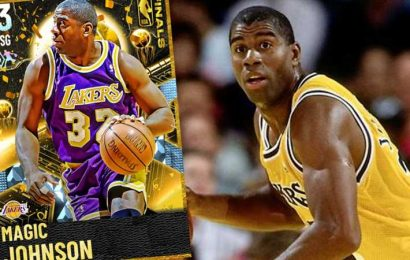 NBA 2K21: The Best Los Angeles Lakers Cards In MyTeam, Ranked