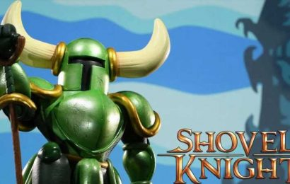 First 4 Figures' Shovel Knight Line Is About To Drain Your Bank Account