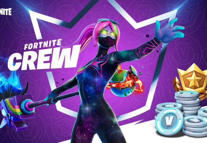 Fortnite Crew Monthly Subscription Service Announced, Will Release On December 2