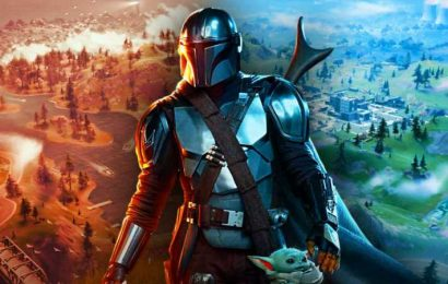 Fortnite Leak Reveals The Mandalorian Is Coming In Season 5 (And He's Bringing Baby Yoda)