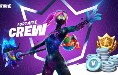 "Fortnite Chapter 2 Season 5 Will Offer New Subscription Service With ""Fortnite Crew"""