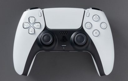 The PS5's DualSense controller is a literal game changer