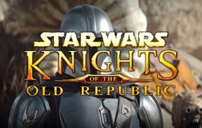 The Mandalorian Season 2 Has A Neat Star Wars: Knights Of The Old Republic Easter Egg