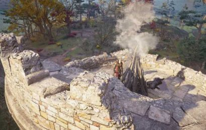 Assassin's Creed Valhalla Razing Earnningstone Guide