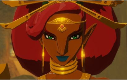 Age Of Calamity Is Great, Now When Do I Get My Urbosa Game?