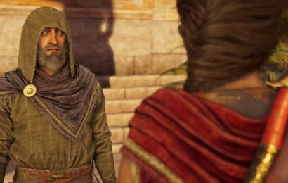 "Assassin's Creed Art Director Purportedly Tells Fan That ""AC Persia Is Inevitable"""