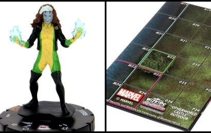 HeroClix's Play At Home Kit Helps You Have Socially-Distanced Superhero Battles