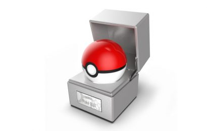 This Electronic Poké Ball Replica May Be The Best, Like No Other Ever Was