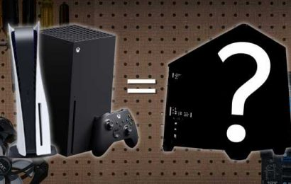 Can you build a PS5 or Xbox Series X PC for $800?