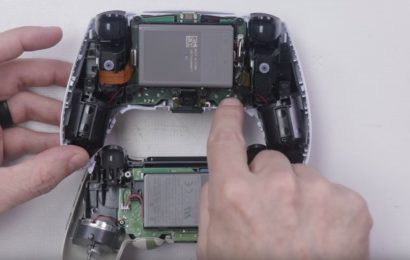 YouTuber Provides A PS5 DualSense Controller Teardown To Reveal Its Advanced Technology