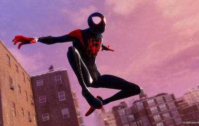 Here's Your First Look At The Spider-Man: Into The Spider-Verse Suit In Miles Morales