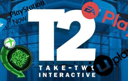 Take-Two CEO Is Still Skeptical About Subscription Services Like Game Pass