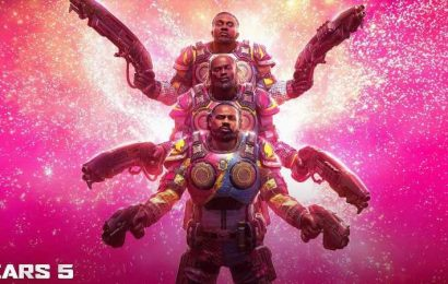 Gears 5 Adds WWE Team The New Day As Playable DLC Characters