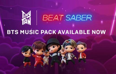 BTS Comes to 'Beat Saber' in New Music Pack DLC, Trailer Here – Road to VR