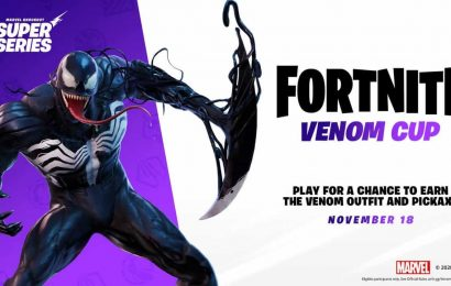 Fortnite: Marvel Knockout Super Series Venom Cup Format, Date, Scoring System & More