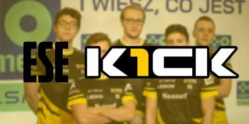ESE Entertainment to Acquire K1CK Esports Club