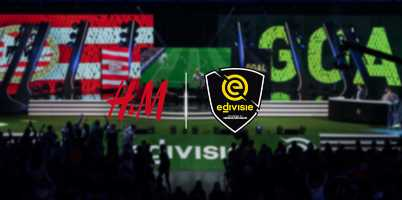 H&M Netherlands Partners With FiFA Competition edivisie