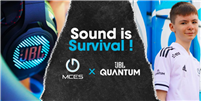 JBL Partners With MCES to Promote its Quantum Gaming Headset Series