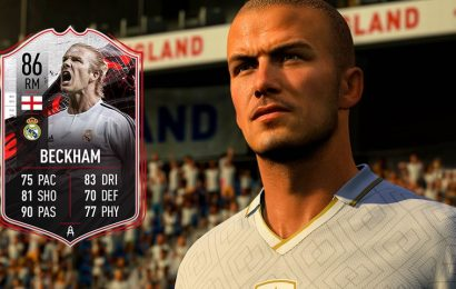 David Beckham Returns to 'FIFA 21'