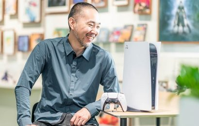 Yujin Morisawa Wanted to Achieve Timeless Design With the PlayStation 5