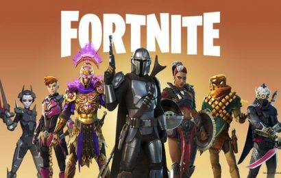 Fortnite Season 5 Battle Pass trailer, skins and rewards: Mandalorian, Mancake and MORE