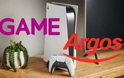 GAME and Argos PS5 restock: Can you get PS5 at GAME before Christmas?