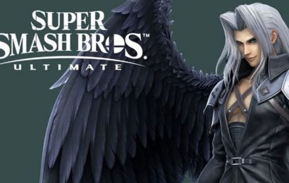 Smash Bros Sephiroth release date reveal today, live stream start time for Ultimate DLC