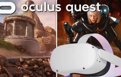 Oculus Quest 2 best games and unforgettable experiences for new virtual reality players