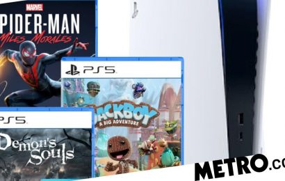 GAME's PS5 Easter egg hunt can win you a next gen console