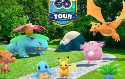 Pokémon Go gets a global event for franchise's 25th anniversary