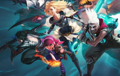 Riot Games is making an MMO set in the League of Legends universe