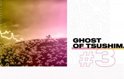 Game Of The Year Countdown – #3 Ghost Of Tsushima