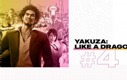 The Top 10 Games Of 2020 – #4 Yakuza: Like A Dragon