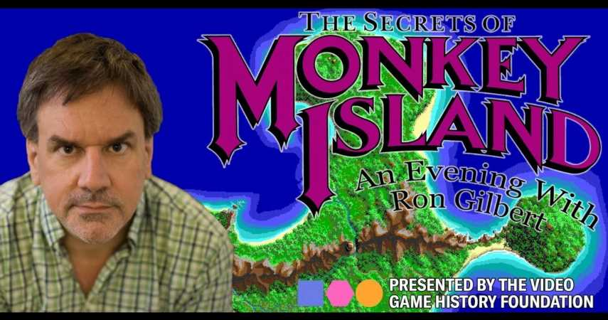 Spend An Evening With Ron Gilbert For The Secret Of Monkey Island's 30th Anniversary
