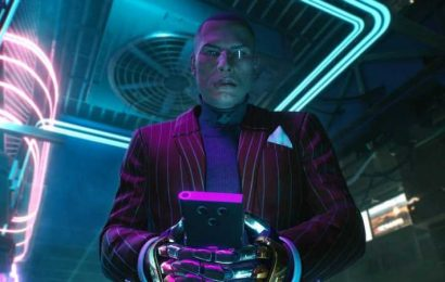 You Should Really Read The User Agreement For Cyberpunk 2077