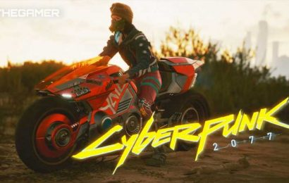 Cyberpunk 2077 Pays Homage To Genre's Roots With Akira-Inspired Motorbike