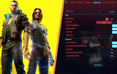 Cyberpunk 2077: 10 Graphics Tips For Maximizing Your FPS