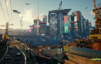 Cyberpunk 2077 Player Turns The Game Into A Parkour Simulator
