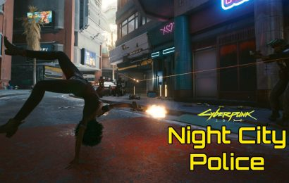 Cyberpunk 2077: The Top 7 Ways To Get Chased By The Police, On Accident