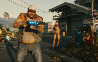 """Working From Home Made It """"Painful"""" To Keep Developing Cyberpunk 2077"""