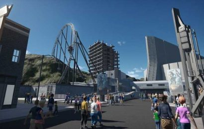 Someone Made Death Stranding In Planet Coaster, And The Bridges Ride Looks Sick